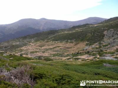 Lagunas de Peñalara - Parque Natural de Peñalara; hoces duraton;mochilas trekking